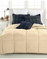 Down Comforter Color Deals On Lauren Ralph Lauren Color Down Alternative Twin Twin Xl