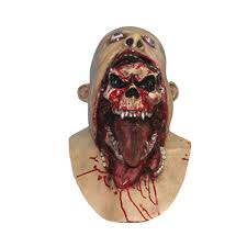 Insane Halloween Costumes Compare Prices Melted Face Mask Horror Shopping Buy