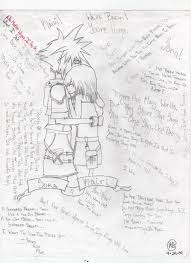 quote drawings kairi and sora quote drawing by kizzykurbstomp on deviantart