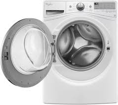 whirlpool wfw9290fw 27 inch 4 2 cu ft front load washer with