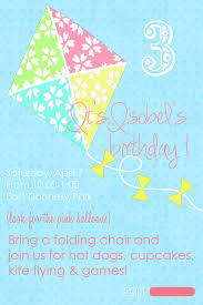 thrifty parties isobel u0027s kite themed birthday party