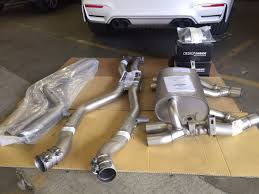 Bmw M3 Back - remus cat back system bmw m3 m4 extreme power house