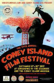 coney island film festival september 8 10 2017
