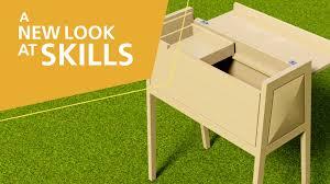 Cabinet Maker Skills A New Look At Skills 2015 24 U2013 Cabinetmaking Youtube