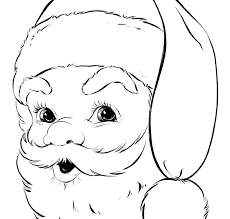 free coloring pages of christmas coloring pages kids santa coloring page christmas graphicsfairy