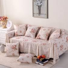 couverture canapé unikea floral je en forme housse de canapé sofa sectionnel housse 3