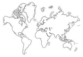 Panama World Map by World Maps