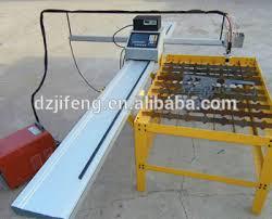 used plasma cutting table sale portable cnc flame plasma cutting machine portable cutting