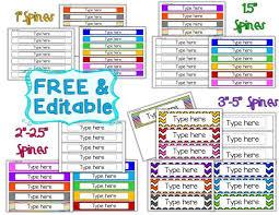best 25 binder spine labels ideas on pinterest classroom labels