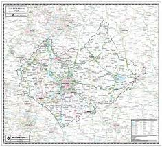 Leicester England Map by Leicestershire County Map U2013 Map Logic
