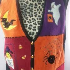 women u0027s cute halloween sweaters on poshmark
