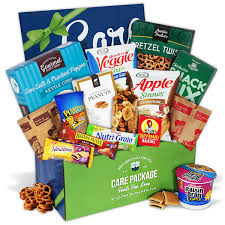college care packages care package for healthy college students by gourmetgiftbaskets