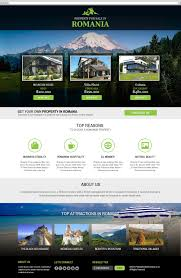 real estate web site responsive web site design