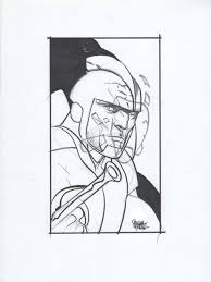 ferry pasqual original art marvel comics adam strange