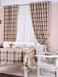 and gray classic casual plaid winter plaid curtains