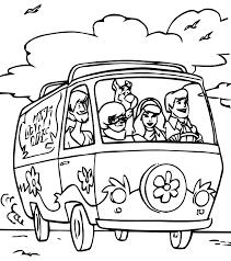 103 dessins de coloriage doo à imprimer