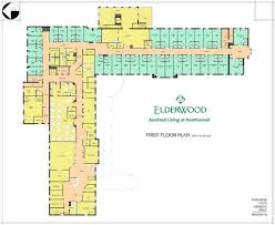 floor assisted living floor plans on floor intended for plans 6