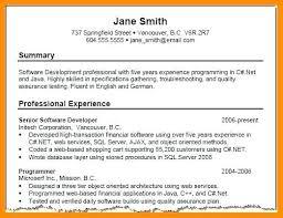 exle of resume summary resume synopsis exle misanmartindelosandes