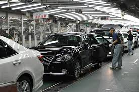 toyota pay my bill on toyota kaikan factory tour see cars being made in japan cnn