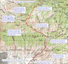 Mt Lemmon Hiking Trails Map Mt Lemmon Ascent Archive Of Old Ttraz Weblog