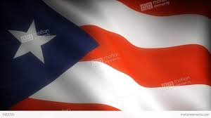 Puertorican Flag Flag Of Puerto Rico Stock Animation 1935735