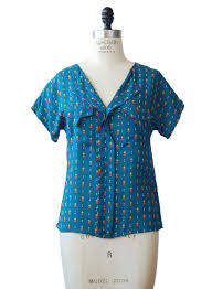 blouse sewing patterns the weekend getaway blouse dress sewing pattern