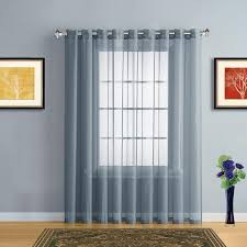 Sheer Patio Door Curtains Collections Warmhomedesigns Com