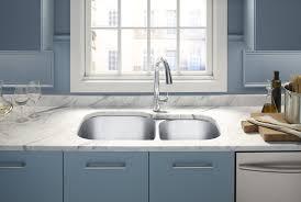 Kohler K 6625 by Large Kitchen Sink Chrison Bellina