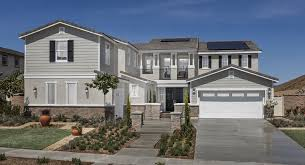 Inland Homes Floor Plans Citrus Heights Hill Crest New Home Community Riverside Inland