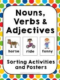 8 best nouns images on pinterest kindergarten reading nouns