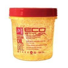 gel argan eco styler moroccan argan styling gel maximum hold for all