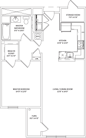 walk in closet floor plans floor plans the residence at visions at brick