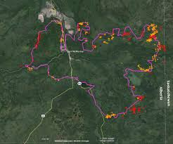 Wild Fires In Canada July 2017 by Fort Mcmurray Fire Spreads Into Saskatchewan U2013 Wildfire Today