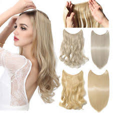 headband hair extensions headband bangs synthetic hair extensions ebay