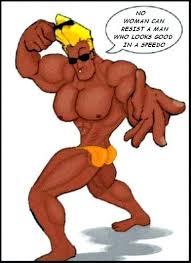 Speedo Meme - johnny bravo tangerine speedo cartoon muscle pinterest johnny