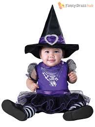 girls pumpkin halloween costume baby girls cute witch pumpkin halloween fancy dress costume kids