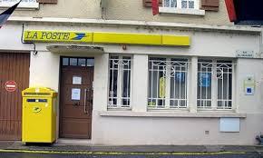 fermeture des bureaux de poste non à la fermeture du bureau de poste