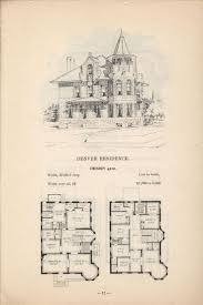 Victorian Home Plans 130 Best House Plans Images On Pinterest Vintage Houses House