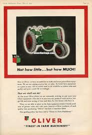 16 best oliver images on pinterest antique tractors vintage
