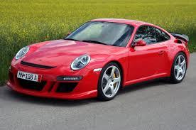 ruf porsche 2017 ruf rt 12 s based on porsche 911 turbo gets upgraded to 685 horsepower