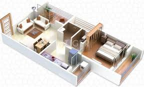 square feet to gaj 610 sq ft 1 bhk floor plan image gaj avenue available for sale