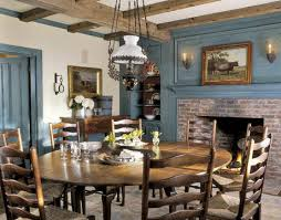 Best Dining Table Images On Pinterest Farm Tables Round - Large round kitchen table