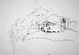 the drawings of nicholas hutcheson bundanon artist residency