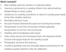 carnival cruise wedding packages how to save 1 900 on a st cruise ship wedding