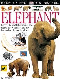 elephant dk eyewitness books amazon co uk ian redmond dave