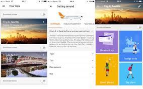 google lauches trips app travel leisure