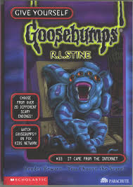Goosebumps Cuckoo Clock Of Doom Goosebumps World It Came From The Internet