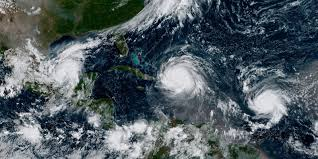 hurricanes katia jose irma could all hit land this weekend