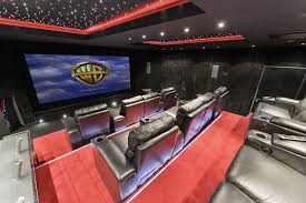 Home Cinema Design Uk How You Can Have A Cinema In Your Spare Room By Guy Walters