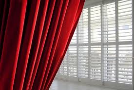 Shutters Vs Curtains Boardwalk Shutters Or Curtains U2013 Which Is Better For Your Home